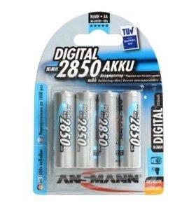 Аккумулятор Ansmann Digital AA 2850 mAh (4шт.)