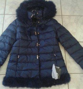 Куртка зима р.48