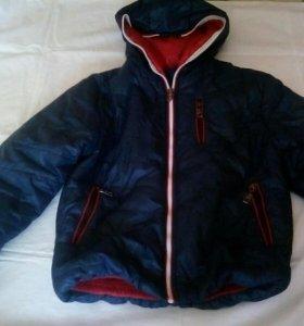 Куртка мальчуковая осенне-весення