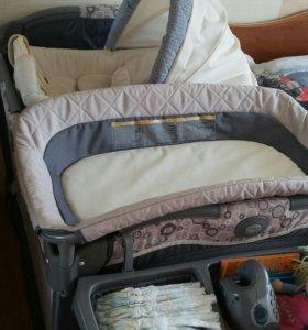 Манеж-кровать Грако