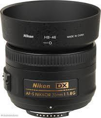 Объектив nikkor 35mm af-s 1.8