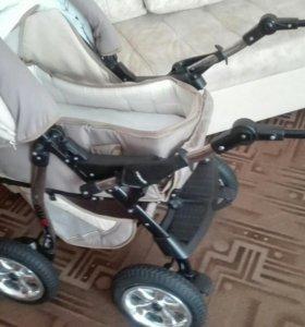 Детская коляска (expander)