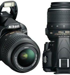 Зеркальный фотоаппарат NIKON D3100 Kit 18-55VR