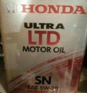 На долив масло моторное