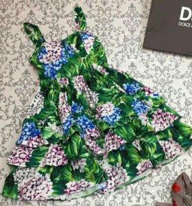Платье-сарафан НОВОЕ S 42-44