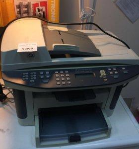 hp Принтер, сканер, ксерокс, факс