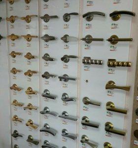 Ручки для дверей любые в наличии и на заказ