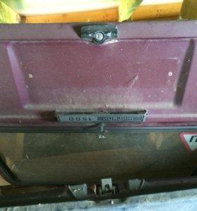 Дверь багажника ваз 2104