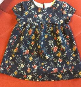 Платье Zara BabyGirl НОВОЕ‼️р-р 86-92