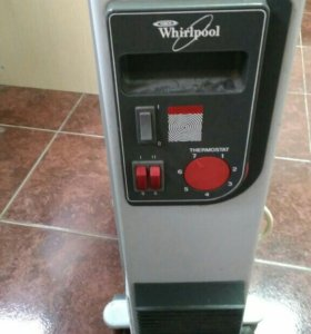 обогреватель Whirlpool akg 939