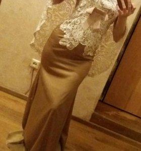 Вечерное платье