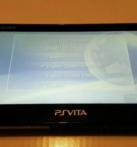 Ps vita slim 8gb+games