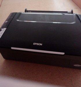 Цветной Принтер EPSON