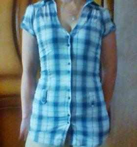Рубашку женскую