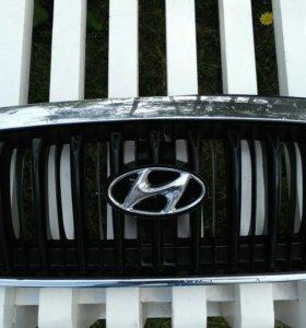 Решетка Hyundai Sonata