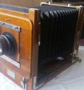 Фотоаппарат деревянный ФДК.