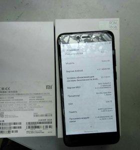 Продам телефон Xiaomi Redmi 4X