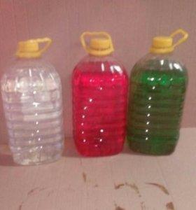 Жидкое мыло,моющие,чистящие средства