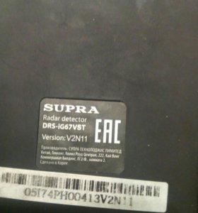 Радар детектор Supra