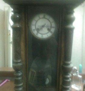 Часы 1909г Le roi a peris.