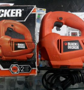 Лобзик Black&Decker
