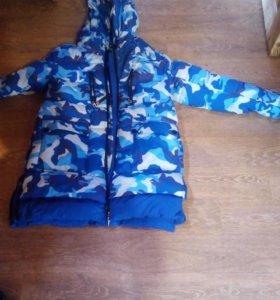 Удлиненная Куртка 50-52