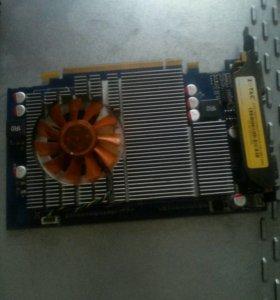 Видеокарта Nvidia geforce 9600gt емкость 1 гб