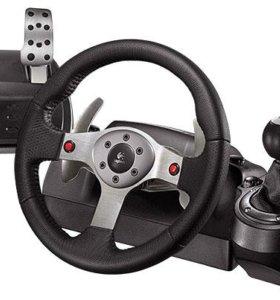 Logitech G25 Racing Wheel 5.0
