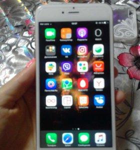 Айфон 6+ 16g gold