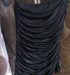 2в1 юбка-топ Zara