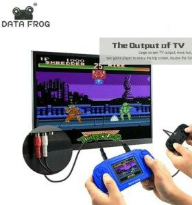 Игровая приставка data frog 8 bit