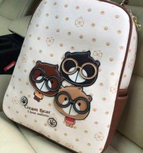 Новый рюкзак Sammao
