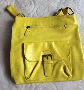 Женская сумка (новая)