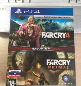 Продам набор игр серии Far Cry