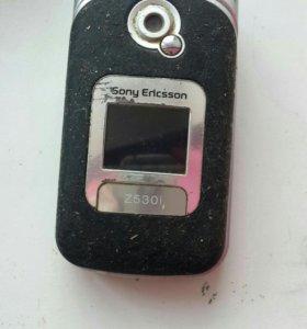 Sony z530