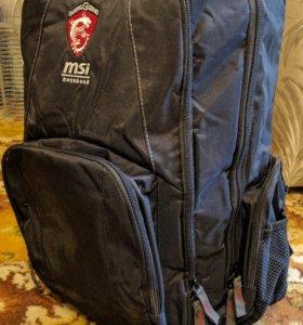 Рюкзак MSI