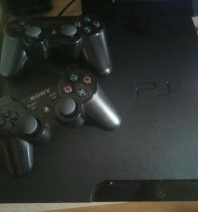 Play Station 3 500 гб