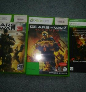 Xbox 360, 500 Gb+ игры