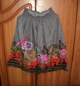 Летняя новая юбка
