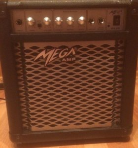 Гитарный комбик Mega AMP GL20