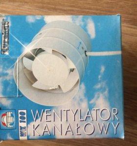 Вентилятор kanalowy wk 100