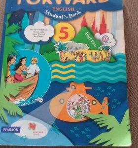Учебник Английский 2 части 5класс