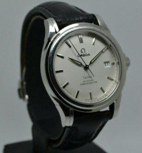 Часы мужские Omega de ville оригинал !
