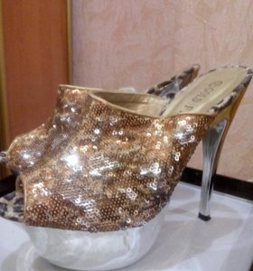 Сабо и туфли