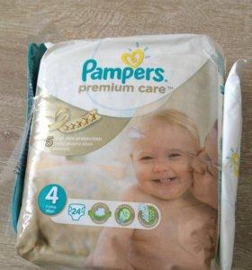 Pampers premium care 4, 24