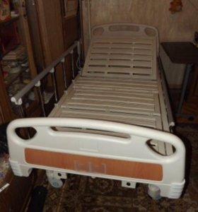 Кровать многофункциональная для лежачих больных.