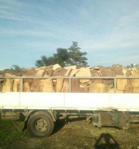 Продам дрова хвойных пород.