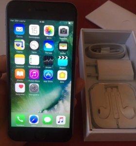 Продам новый iPhone 6 16 Space Gray