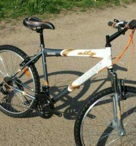НОВЫЙ Срочно Скоростной велосипед