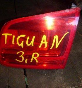 Фонарь задний для VW Tiguan
